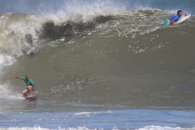 Raoni Monteiro, Maricá Surf Pro / AM 2019, Ponta Negra (RJ). Foto: @surfetv / @carlosmatiasrj.