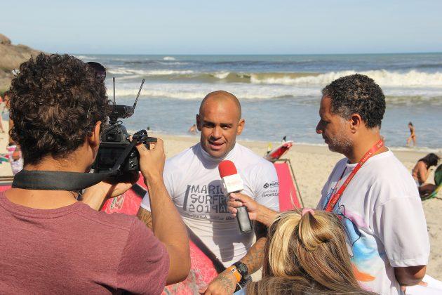Raoni-Monteiro, Maricá Surf Pro / AM 2019, Ponta Negra (RJ). Foto: @surfetv / @carlosmatiasrj.