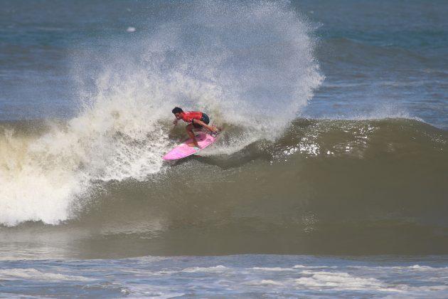 Renan Pulga, Maricá Surf Pro / AM 2019, Ponta Negra (RJ). Foto: @surfetv / @carlosmatiasrj.