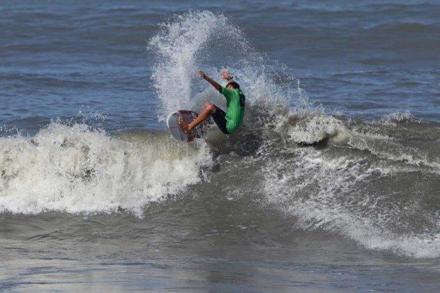 Ryan Araújo, Hang Loose Surf Attack 2019, Perequê-Açú, Ubatuba (SP). Foto: Munir El Hage.