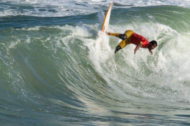 Samuel Igo, Macaé Surf Pro, Praia do Pecado (RJ). Foto: Leandro Foca.