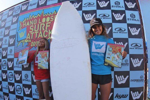 Sophia Medina, Hang Loose Surf Attack 2019, Perequê-Açú, Ubatuba (SP). Foto: Munir El Hage.