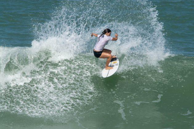 Tais De Almeida, Macaé Surf Pro, Praia do Pecado (RJ). Foto: Leandro Foca.
