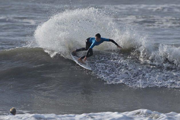 Vinicius Parra, Hang Loose Surf Attack 2019, Perequê-Açú, Ubatuba (SP). Foto: Munir El Hage.