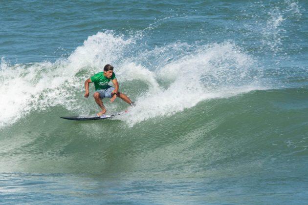 Vitor Ferreira, Macaé Surf Pro, Praia do Pecado (RJ). Foto: Leandro Foca.