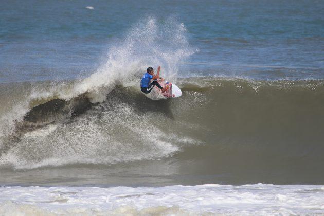 Vitor Ferreira, Maricá Surf Pro / AM 2019, Ponta Negra (RJ). Foto: @surfetv / @carlosmatiasrj.