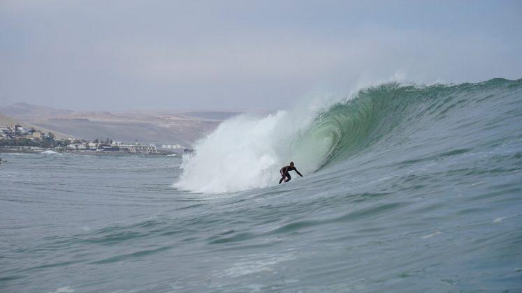 Vitor Ferreira, El Gringo, Arica, Chile. Foto: Arquivo pessoal.