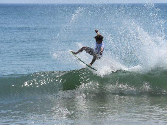 Lucas Fink, Outer Banks, Carolina do Norte (EUA). Foto: @boogiedaddy123.