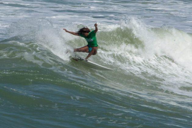 Yanca Costa, Macaé Surf Pro, Praia do Pecado (RJ). Foto: Leandro Foca.