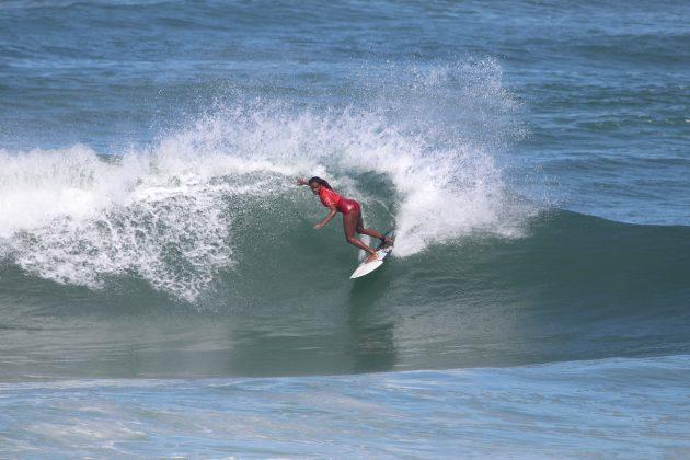 Yanca Costa, Maricá Surf Pro / AM 2019, Ponta Negra (RJ). Foto: @surfetv / @carlosmatiasrj.