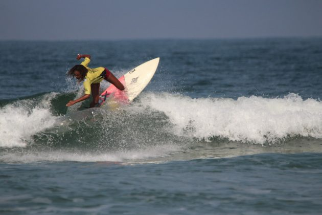 Yanca Costa, MB Surf Pro 2019, Praia Grande, Ilha do Mel (PR). Foto: Thiara Mandelli.