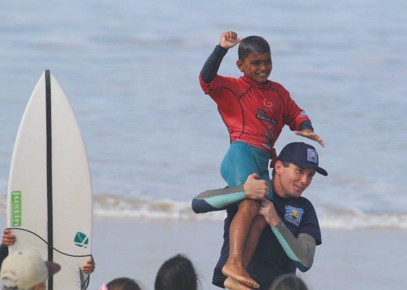 Yuri Gabriel, OP ASJ Kids and Kings 2019, Joaquina, Florianópolis (SC). Foto: Basilio Ruy/P.P07.