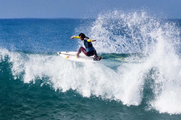 Michel Bourez, Open J-Bay 2019, Jeffreys Bay, África do Sul. Foto: WSL / Sloane.