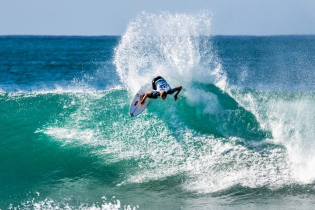 Ace Buchan, Open J-Bay 2019, Jeffreys Bay, África do Sul. Foto: WSL / Tostee.