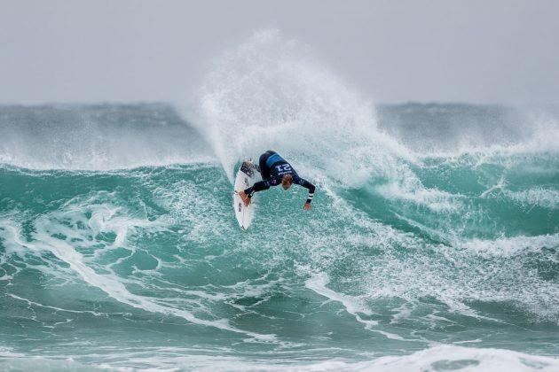 Adrian Buchan, Open J-Bay 2019, Jeffreys Bay, África do Sul. Foto: WSL / Sloane.