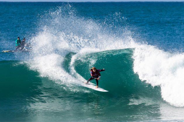 Wade Carmichael, Open J-Bay 2019, Jeffreys Bay, África do Sul. Foto: WSL / Tostee.