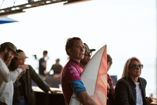 Courtney Conlogue, Open J-Bay 2019, Jeffreys Bay, África do Sul. Foto: WSL / Sloane.