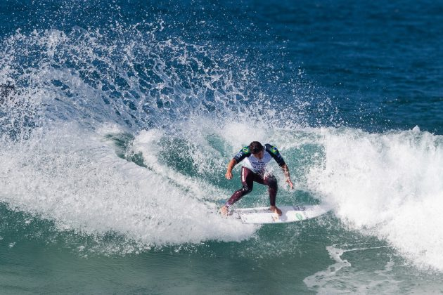 Peterson Crisanto, Open J-Bay 2019, Jeffreys Bay, África do Sul. Foto: WSL / Sloane.
