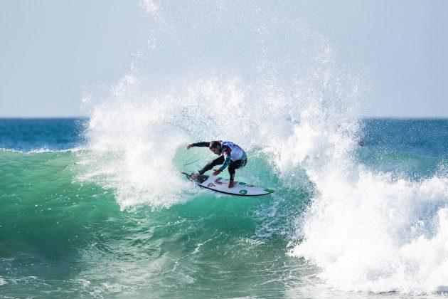 Adriano de Souza, Open J-Bay 2019, Jeffreys Bay, África do Sul. Foto: WSL / Sloane.