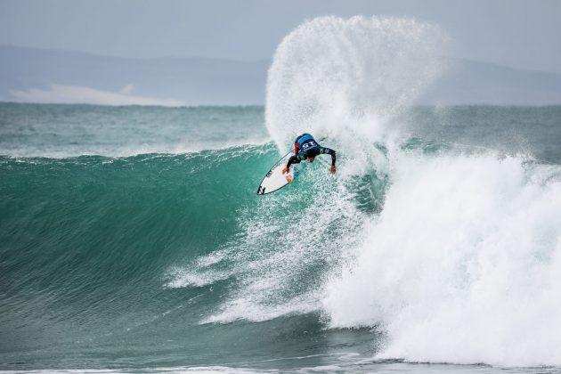 Italo Ferreira, Open J-Bay 2019, Jeffreys Bay, África do Sul. Foto: WSL / Tostee.