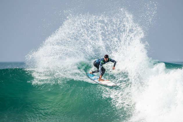 Italo Ferreira, Open J-Bay 2019, Jeffreys Bay, África do Sul. Foto: WSL / Sloane.