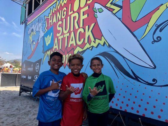 Petit, Hang Loose Surf Attack 2019, Perequê-Açú, Ubatuba (SP). Foto: Fábio Maradei.