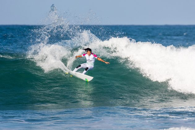 Silvana Lima, Open J-Bay 2019, Jeffreys Bay, África do Sul. Foto: WSL / Tostee.
