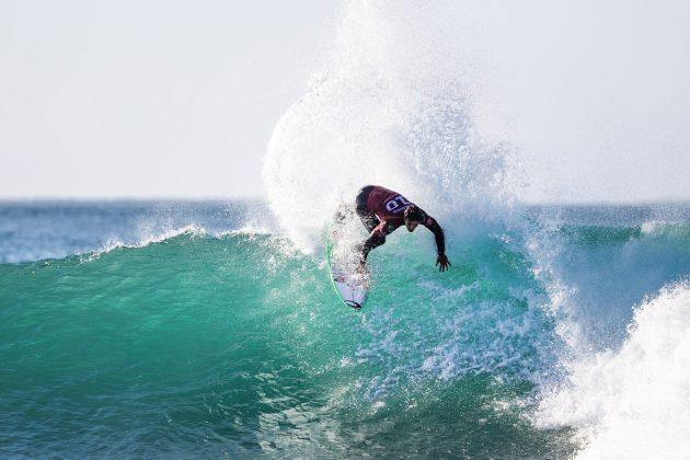Gabriel Medina, Open J-Bay 2019, Jeffreys Bay, África do Sul. Foto: WSL / Sloane.