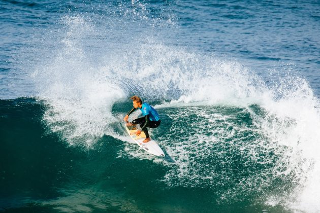 Lakey Peterson, Open J-Bay 2019, Jeffreys Bay, África do Sul. Foto: WSL / Tostee.