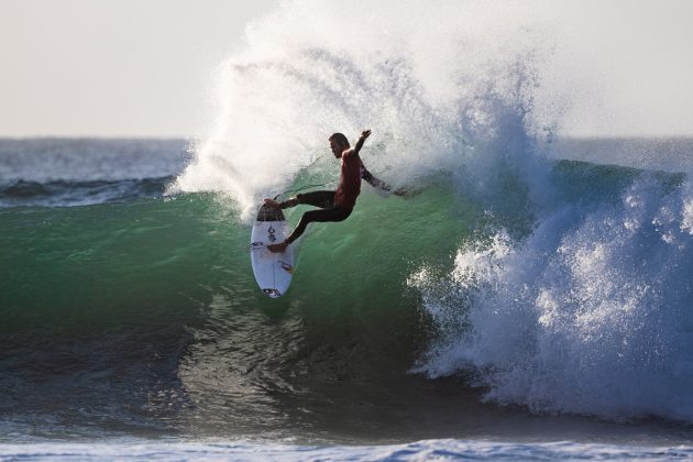 Jordy Smith, Open J-Bay 2019, Jeffreys Bay, África do Sul. Foto: WSL / Sloane.