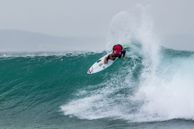 Owen Wright, Open J-Bay 2019, Jeffreys Bay, África do Sul. Foto: WSL / Sloane.