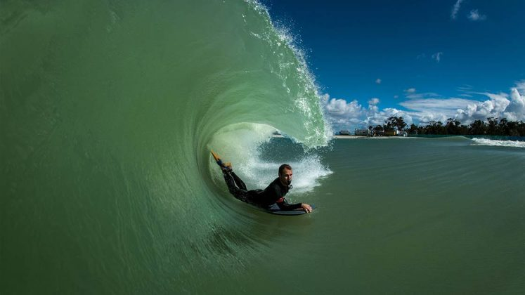 Ben Player, Surf Lakes, Yeppon, Austrália. Foto: Divulgação.