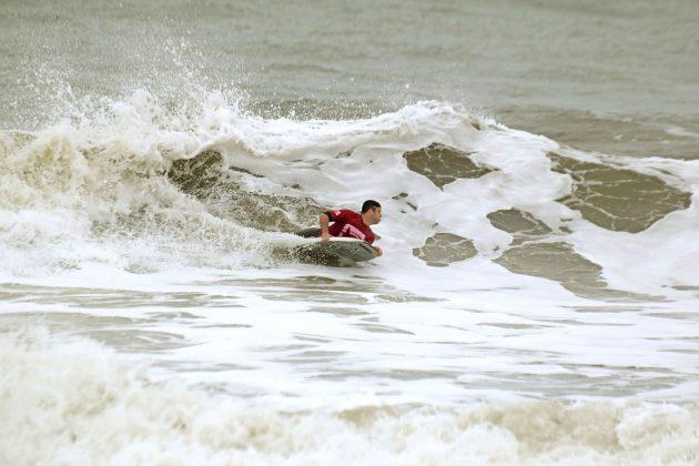 Rogerio Silva, Paranaense de Bodyboard 2019, Praia Brava, Guaratuba (PR). Foto: Vinicius Araújo / Thaise Oliveira.