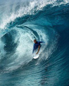 Caio Ibelli, Teahupoo, Taiti