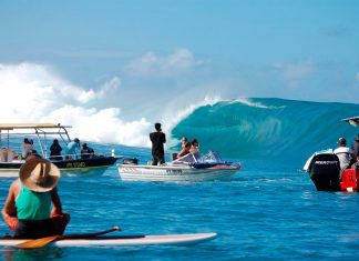 Tahiti Pro 2019, Teahupoo, Taiti