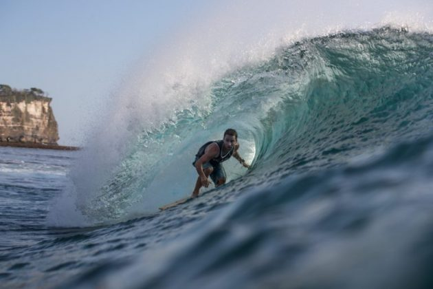 Bruno Santos, Uluwatu Single Fin 2019, Bali, Indonésia. Foto: Divulgação.