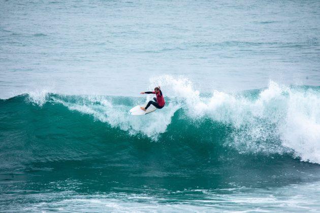 Leandro Usuna, Jogos Pan-Americanos 2019, Punta Rocas, Peru. Foto: ISA / Jimenez.