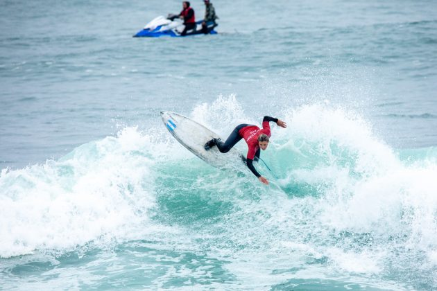 Ornella Pellizari, Jogos Pan-Americanos 2019, Punta Rocas, Peru. Foto: ISA / Jimenez.