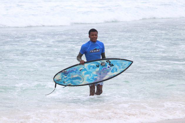 Anderson Picachu, Praia do Forte, Cabo Frio (RJ). Foto: @surfetv / @carlosmatiasrj.