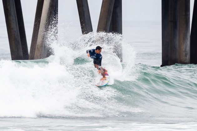 Barron Mamiya, Vans US Open 2019, Huntington Beach, Califórnia (EUA). Foto: WSL / Morris.