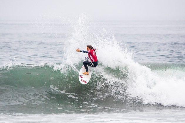 Brisa Hennessy, Vans US Open 2019, Huntington Beach, Califórnia (EUA). Foto: WSL / Herron.