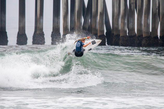 Bronte Macaulay, Vans US Open 2019, Huntington Beach, Califórnia (EUA). Foto: WSL / Herron.