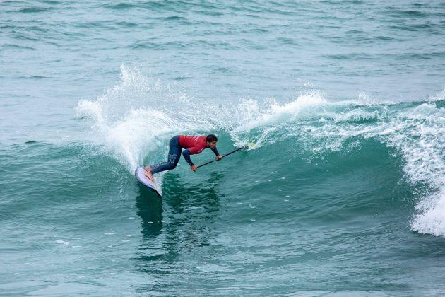 Giorgio Gomez, Jogos Pan-Americanos 2019, Punta Rocas, Peru. Foto: ISA / Jimenez.