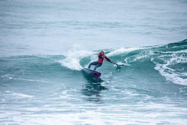 Isabella Gomez, Jogos Pan-Americanos 2019, Punta Rocas, Peru. Foto: ISA / Jimenez.