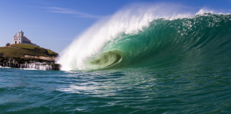 Swell tubular na Vila