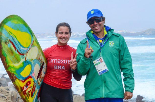 Jogos Pan-Americanos 2019, Punta Rocas, Peru. Foto: Latinwave.cl.
