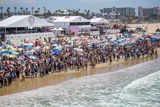 Huntingt2on Beach, Vans US Open 2019, Huntington Beach, Califórnia (EUA). Foto: WSL / Morris.