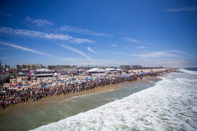 Huntington Beach, Vans US Open 2019, Huntington Beach, Califórnia (EUA). Foto: WSL / Morris.