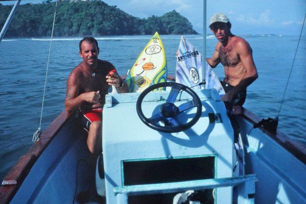 Picuruta e Almir Salazar, Costa Rica. Foto: Munir El Hage.