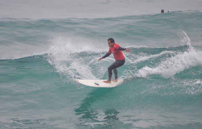 Isidro Villao, Jogos Pan-Americanos 2019, Punta Rocas, Peru. Foto: Latinwave.cl.